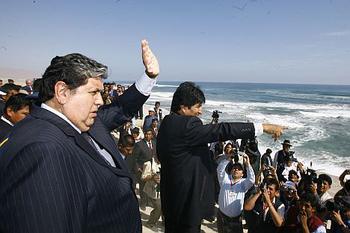 Bolivien erhält einen Zugang zum Meer!