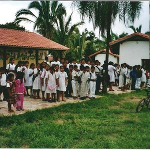 Lehrerstelle in Ascensión