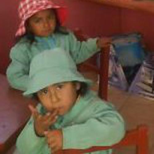 Kinder im Aufenthaltsraum