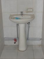 Wasserschaden im Internat San Lorenzo