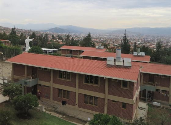 Die Alea in Cochabamba