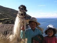 Isla des Sol am Titicacasee