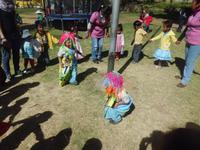 Spiele im Kindergarten