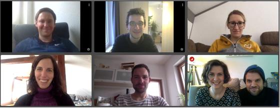 Digitales Escuelas-Meeting