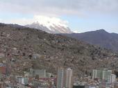La Paz mit Anden